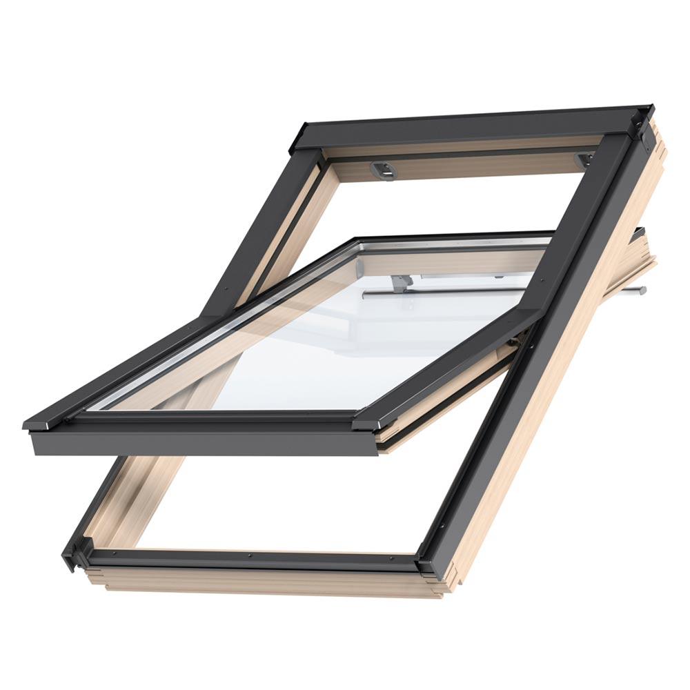 Окно мансардное Velux Optima GZR FR06 3061 660х1180 мм