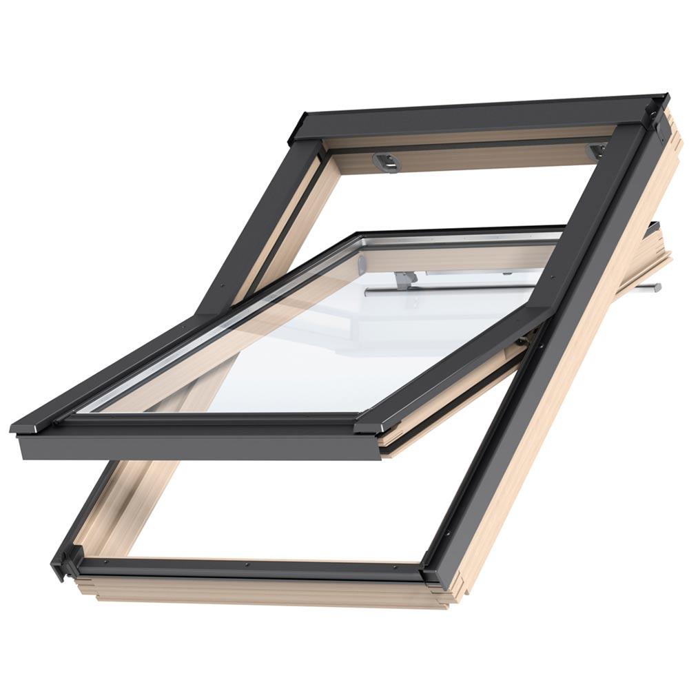 Окно мансардное Velux Optima GZR PR08 3061 940х1400 мм