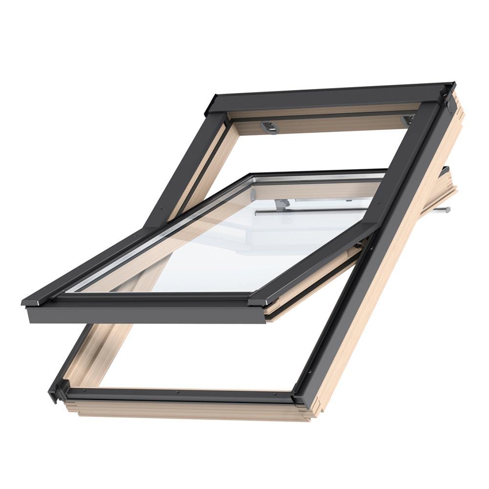 Окно мансардное Velux Optima GZR SR08 3061 1140х1400 мм