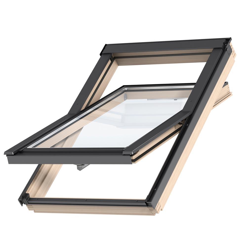 Окно мансардное Velux Optima GZR CR02 3061B 550х780 мм