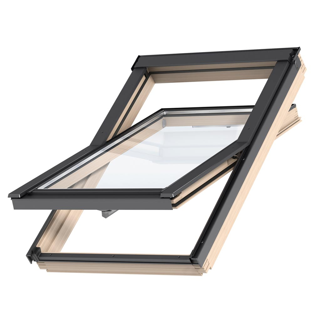 Окно мансардное Velux Optima GZR CR04 3061B 550х980 мм