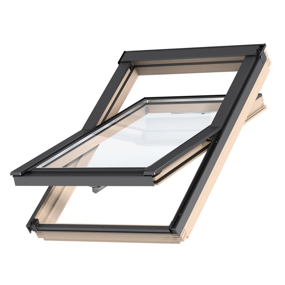 Окно мансардное Velux Optima GZR FR04 3061B 660х980 мм