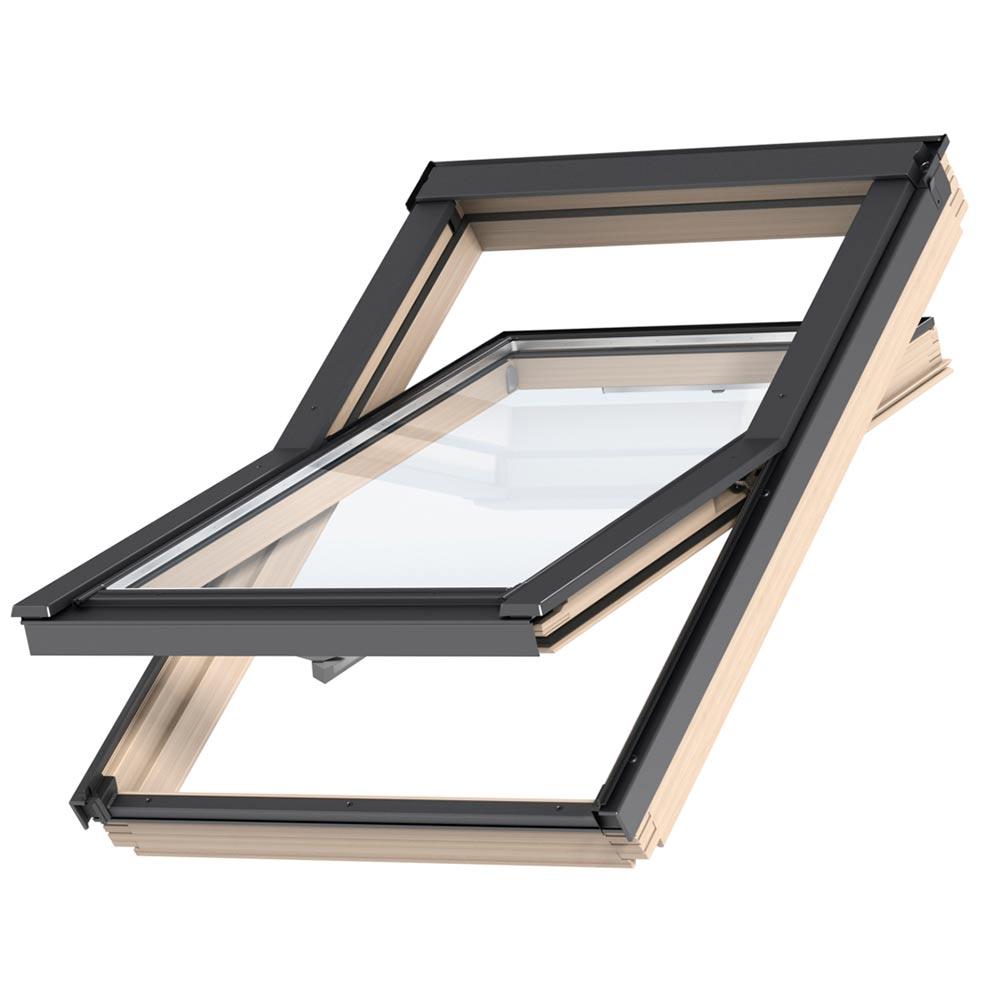 Окно мансардное Velux Optima GZR PR06 3061B 940х1180 мм