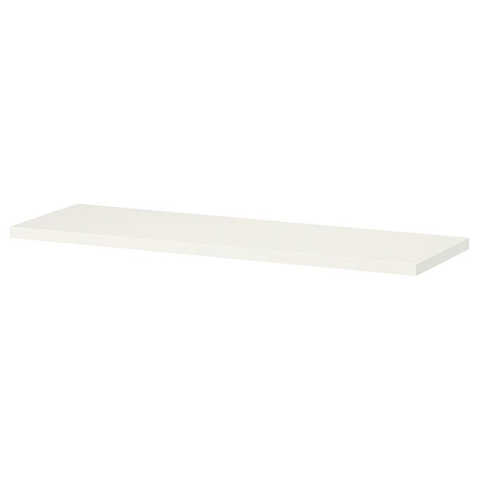 Щит мебельный ЛДСП 800х200х16 мм белый