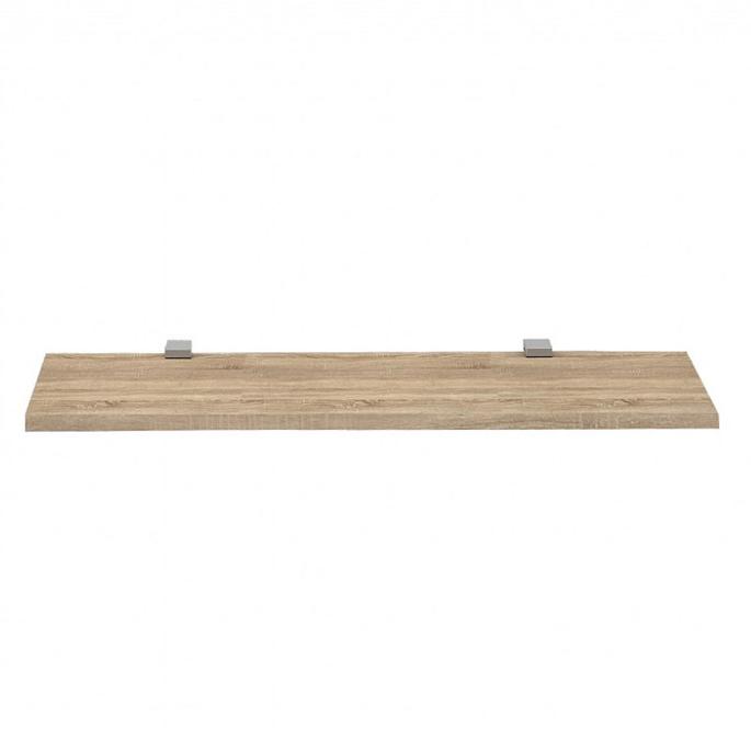 Щит мебельный ЛДСП 800х300х16 мм дуб светлый