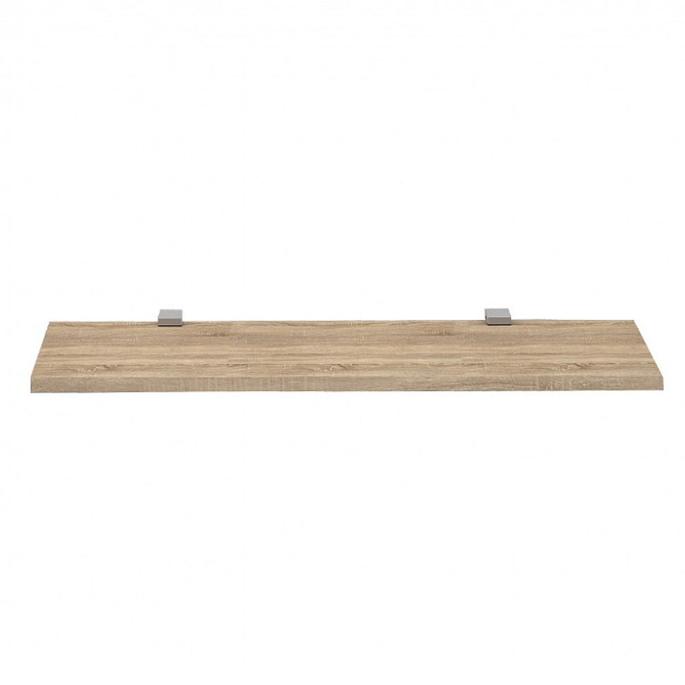 Щит мебельный ЛДСП 1200х600х16 мм дуб светлый