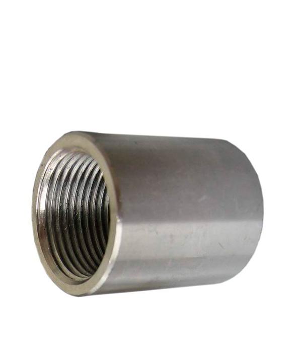 Муфта под сварку Ду40 1.1/2 в/в стальная черная