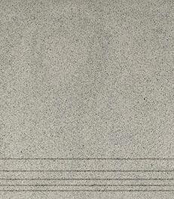 Керамогранит 300х300х8 мм Грес ступени серый (14шт=1,26 кв.м)/Шахты монитор г шахты