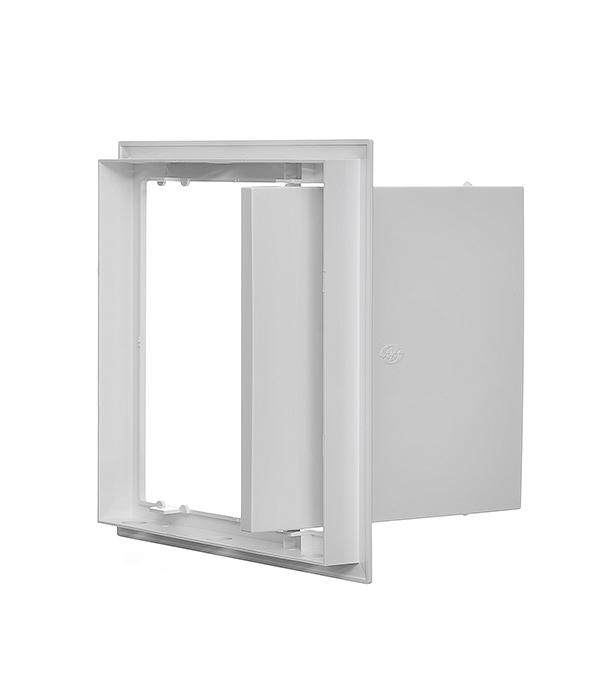Ревизионный люк 300х300 мм пластиковый люк пластиковый ревизионный ad2025