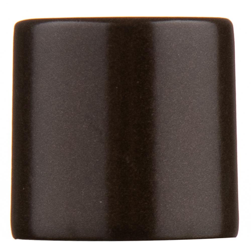 Наконечник Цилиндр d 16 мм шоколад 2 шт. цены онлайн