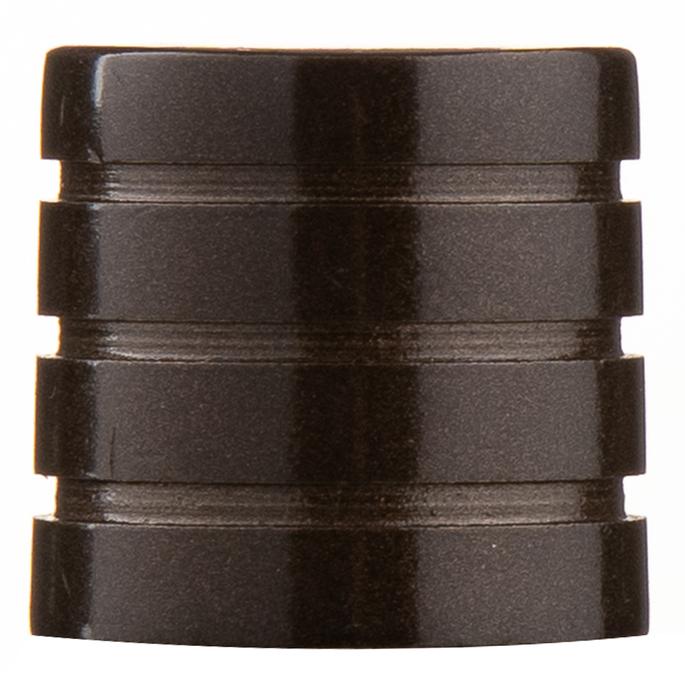 Наконечник Цилиндр-3 d 16 мм шоколад 2 шт.