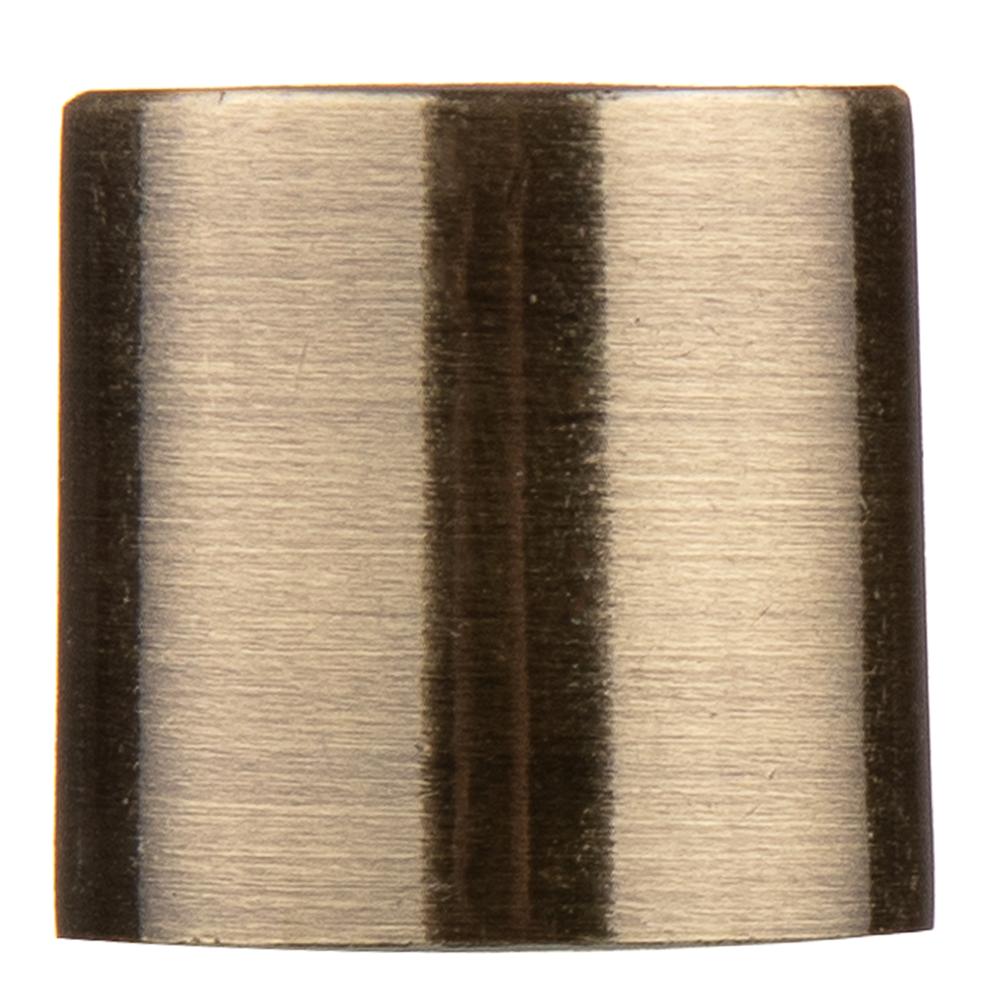 Наконечник Цилиндр d 20 мм бронза 2 шт. цены онлайн