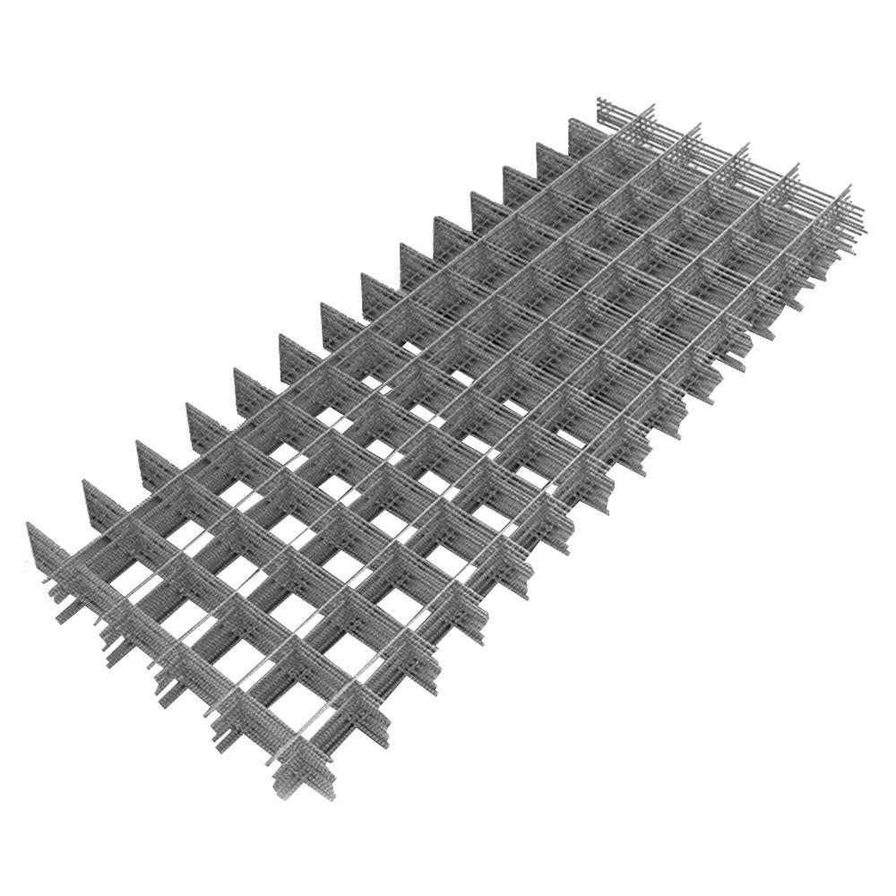Сетка кладочная 50х50 мм d2,5 мм 0,5х2 м фото