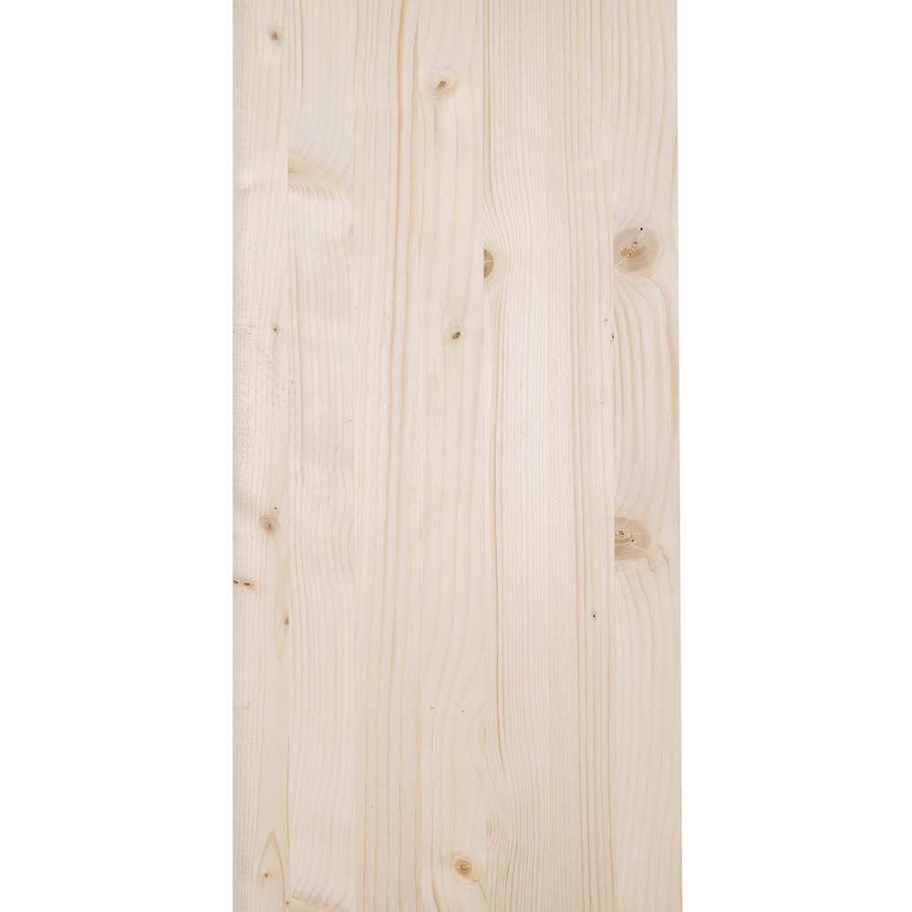 Подоконник деревянный 250х1500х28 мм хвоя
