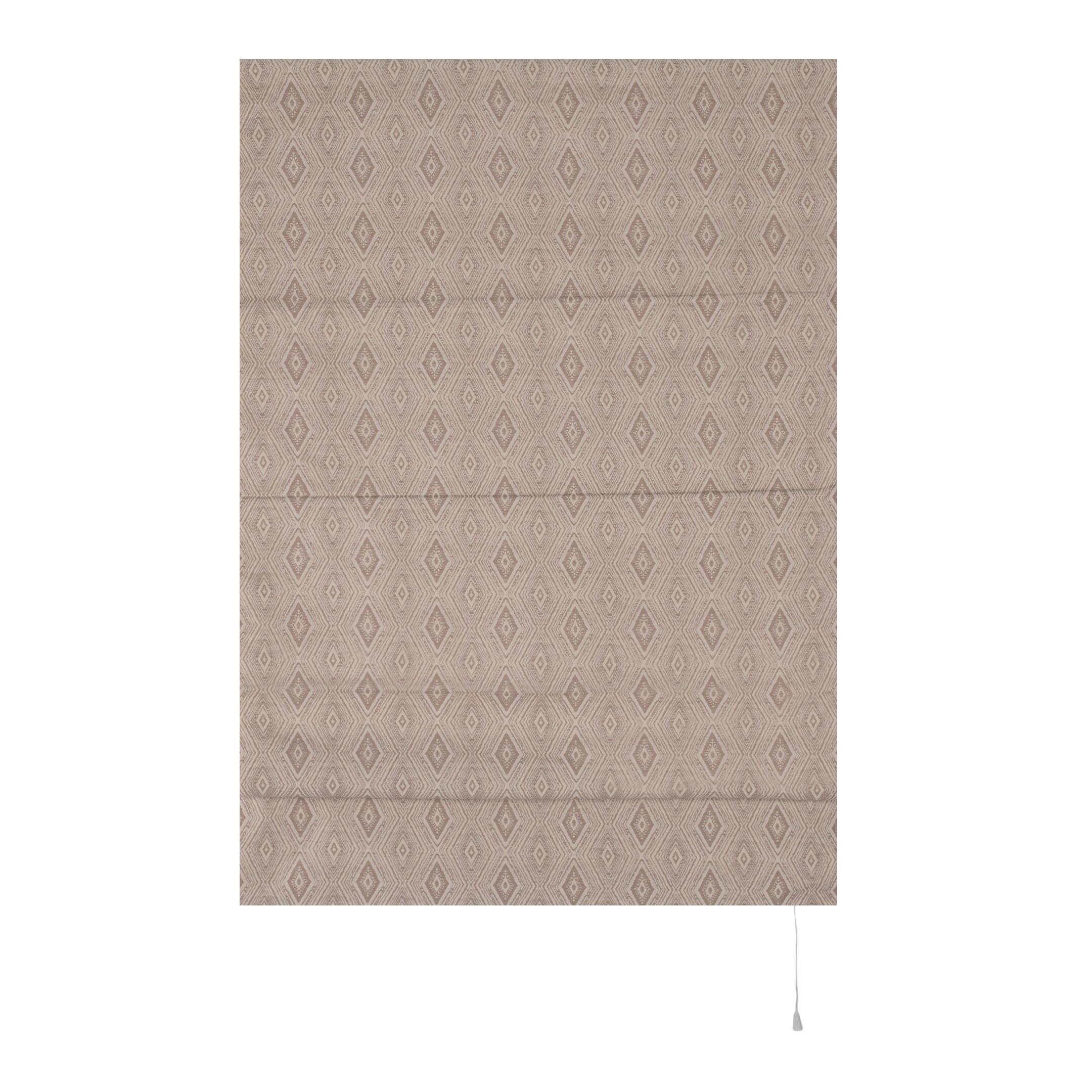 Штора римская Сафари 80х160 см бежевый штора римская сафари 60х160 см бежевый