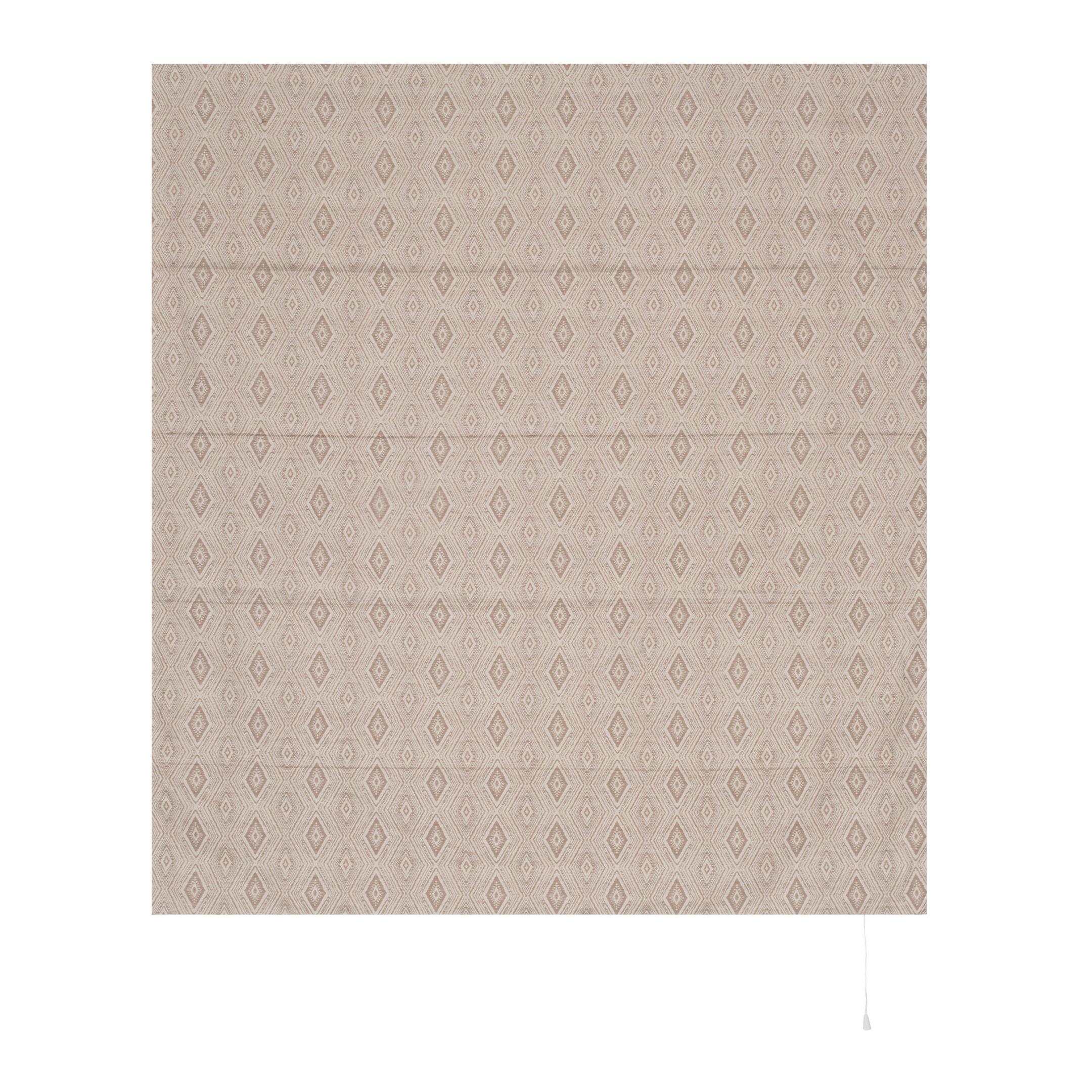Штора римская Сафари 120х160 см бежевый штора римская сафари 60х160 см бежевый