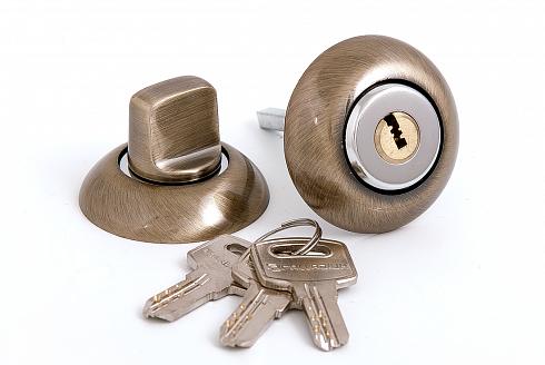 Купить Фиксатор-ключ Palladium AB бронза, Бронза, Латунь
