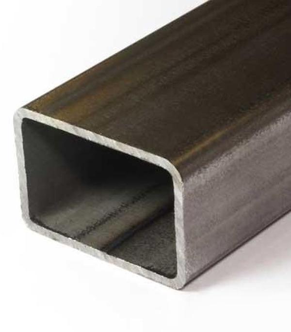 Труба профильная 60х40х2 мм 3 м металлопрокат труба профильная в спб