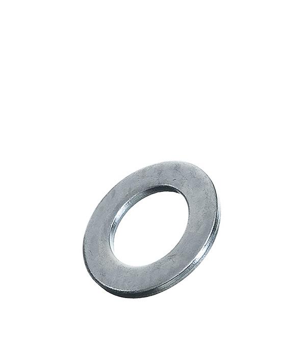 Шайбы оцинкованные 20х37 мм DIN 125А (25 шт) шайбы оцинкованные 10х20 мм din 125а 100 шт