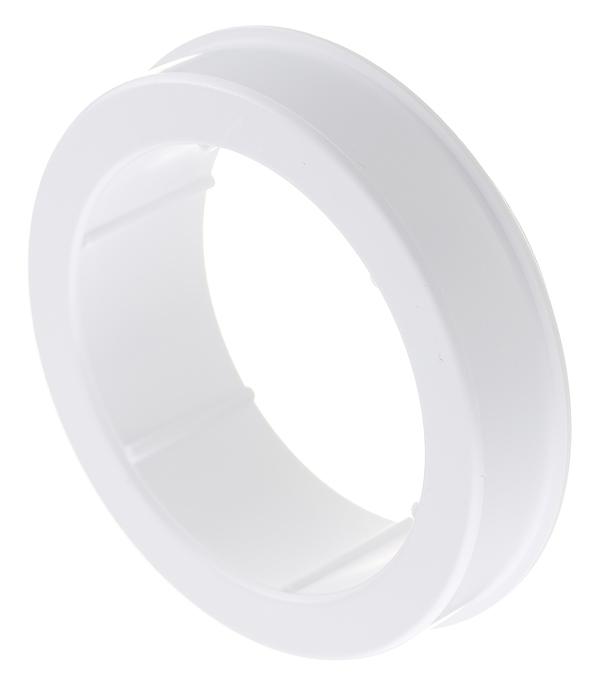 Соединитель пластиковый для круглых воздуховодов d100 мм с круглыми d125 мм врезка оцинкованная для круглых стальных воздуховодов d125х100 мм