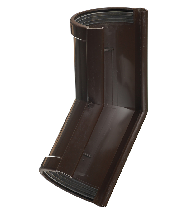 Угол желоба универсальный пластиковый Docke Lux 140 мм 135° шоколад атс panasonic kx tem824ru аналоговая 6 внешних и 16 внутренних линий предельная ёмкость 8 внешних и 24 внутренних линий