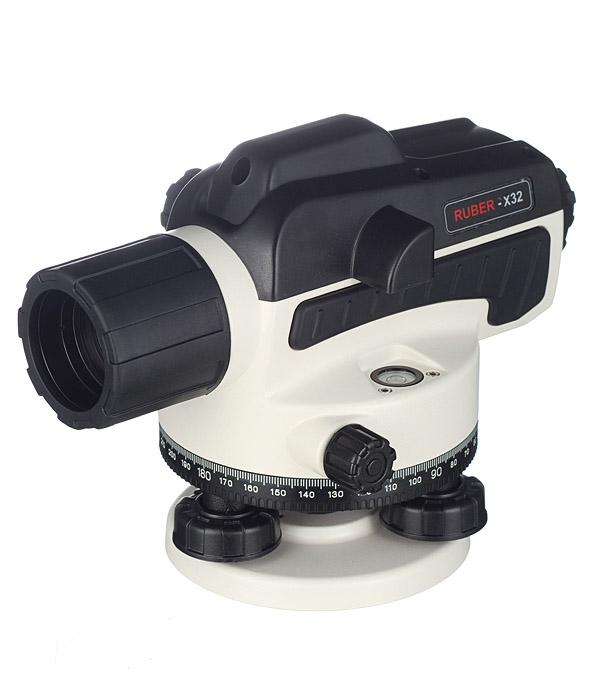 Нивелир оптический ADA Ruber 32 оптический нивелир stabila ols 26 штатив bst s рейка tnl 500 см 18460