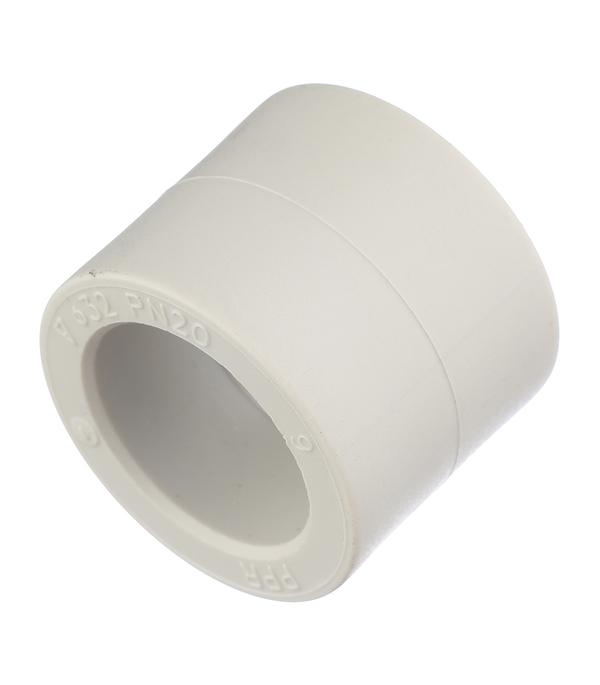 Муфта полипропиленовая 32 мм FV-PLAST серая