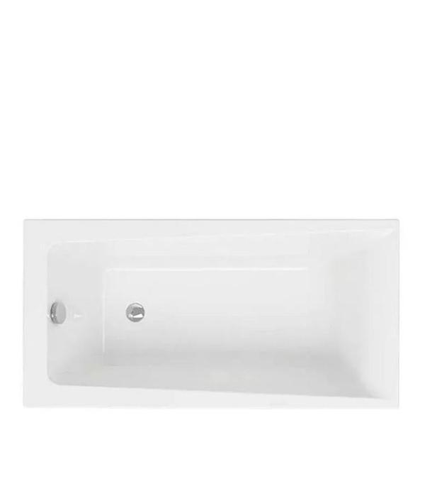 Ванна акриловая CERSANIT Lorena 170х70см акриловая ванна cersanit smart 170 l
