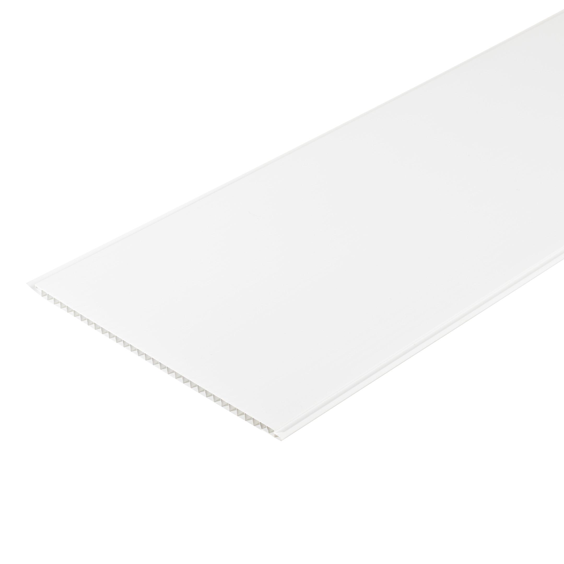 Фото - Панель ПВХ 250х3000х8 мм белая матовая панель пвх вагонка белый матовый 100х3000х9мм
