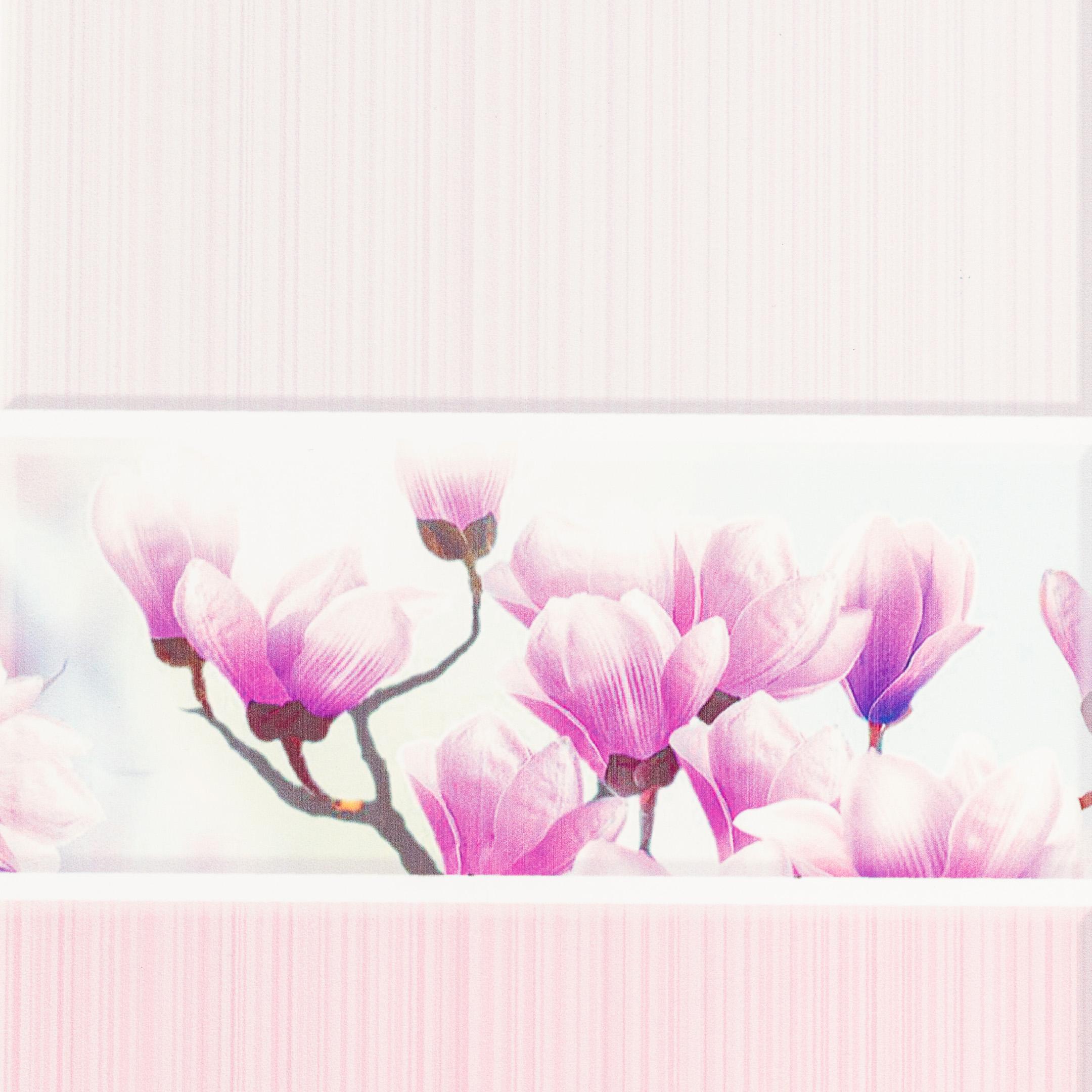Панель ПВХ 250х2700х8 мм Центурион Blossom сакура фон.