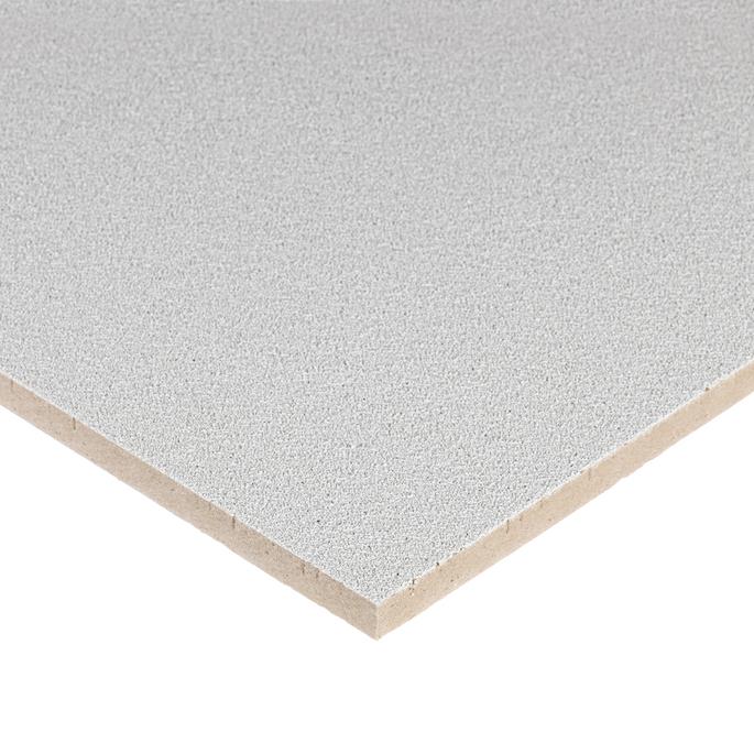 Плита к подвесному потолку 600x600x19 мм Dune DB Board 8 штук