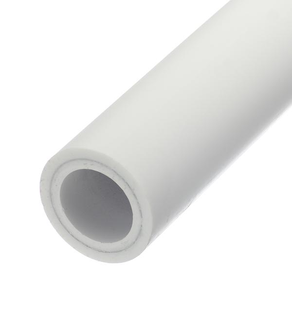 Труба полипропиленовая армированная алюминием РТП 63х2000 мм PN 25 труба полипропиленовая pn 25 армированная диам 63 1м п