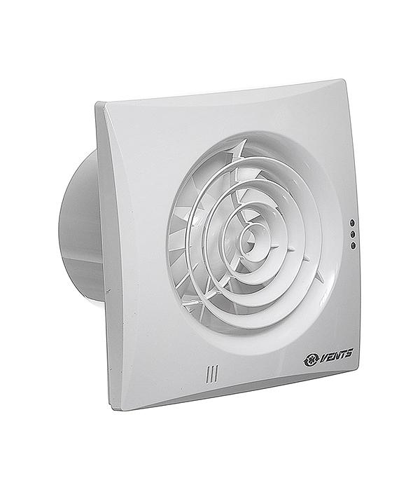 Вентилятор осевой Вентс Квайт d100 мм вентилятор осевой вентс d100 мм 18 вт жалюзи