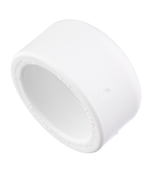 Заглушка полипропиленовая РТП 50 мм цены