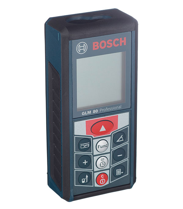 Дальномер лазерный Bosch GLM 80 80 м дальномер bosch plr 50 c 50 м 603672220