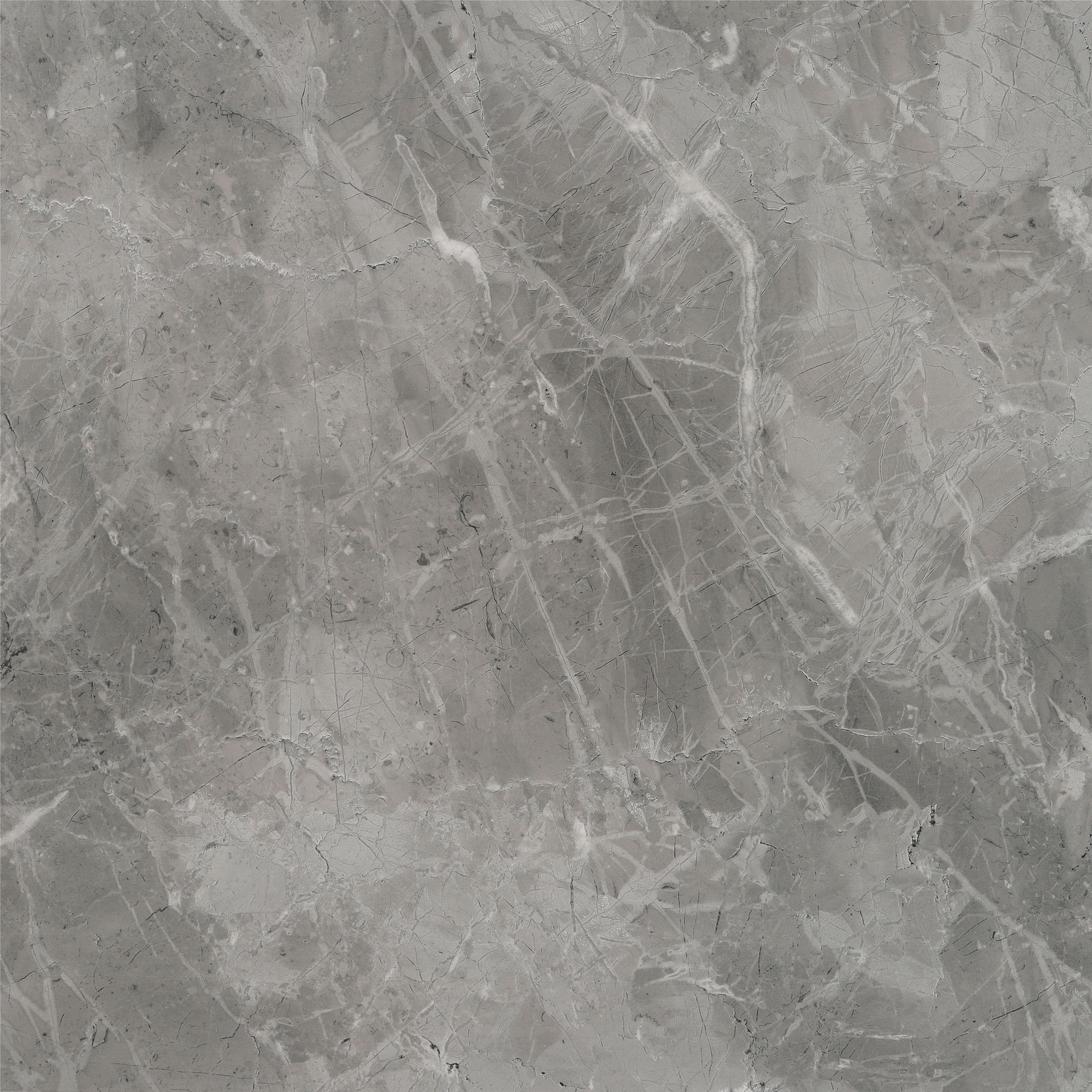Керамогранит Grasaro Softmarble серый 600х600х10 мм (4 шт.=1,44 кв.м) фото
