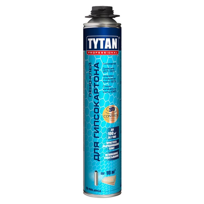 Клей для гипсокартона Tytan Professional GUN 840 мл