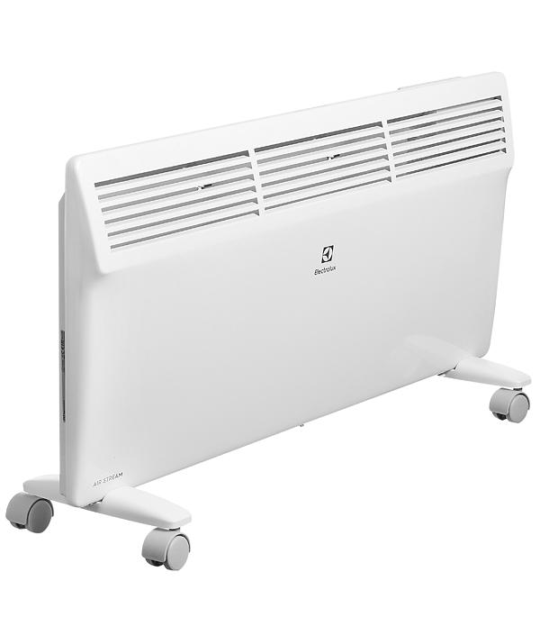 Конвектор 2000 Вт, электронный термостат, Electrolux Air Stream
