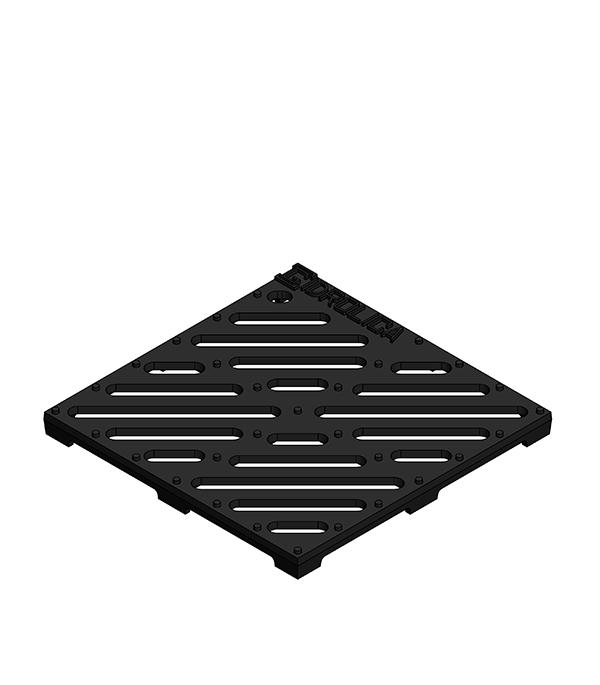 Решетка водоприемная Gidrolica 285х285 мм чугунная сопутствующие товары