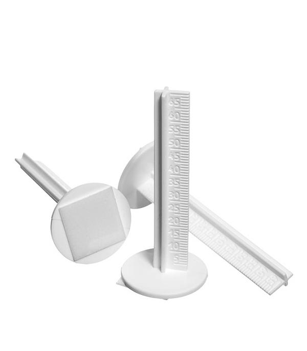 Маячок реперный пластиковый самоклеющийся 70 мм (50 шт)