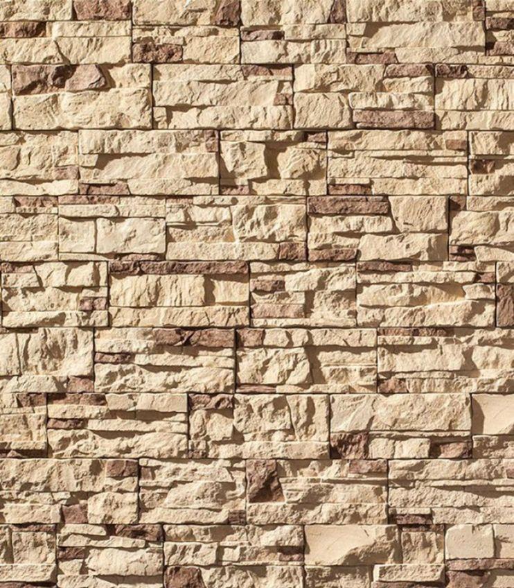 Искусственный камень ФЕЯ Абрау 108А (20 шт=0,5 кв.м.)