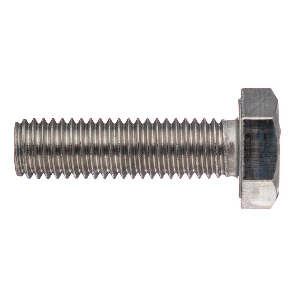 Болт нержавеющая сталь M10x35 мм DIN 933 (2 шт.)
