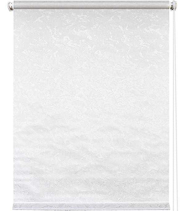 Штора рулонная 1,40х1,75 м Фрост белый