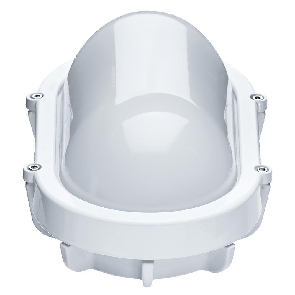 Светильник светодиодный накладной Navigator NBL LED 171х110х76 мм 8 Вт 170-264 В 4000 К дневной свет IP65 овальный белый