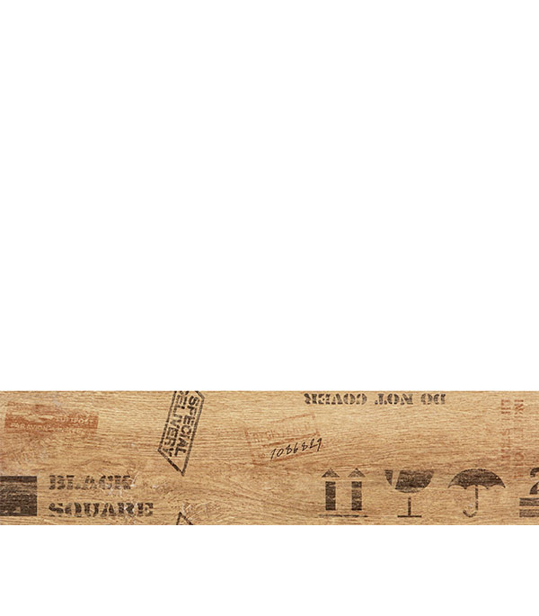 Керамогранит Golden Tile декор Sherwood 150х600х9 мм бежевый random cartoon ceramic tile decal 1pc