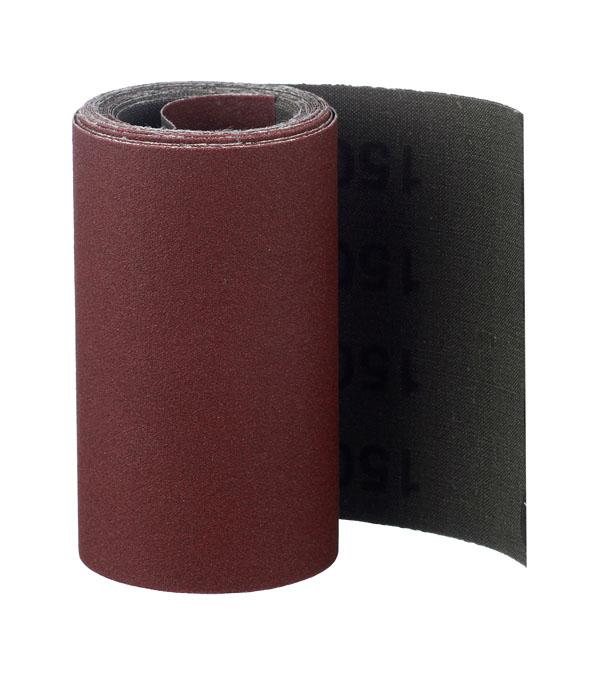 Шлифовальная шкурка на тканевой основе Р150 100 мм 3 м