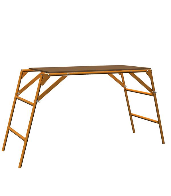 Стол малярный складной стол складной ника водостойкий пластик 100x50 cм