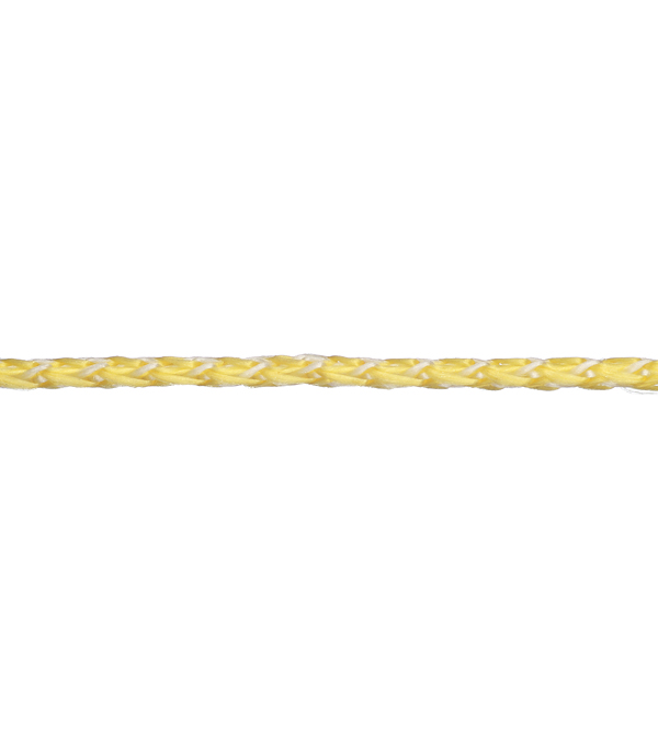 цена на Шнур вязанный полипропиленовый 8 прядей d3 мм повышенной плотности