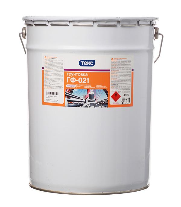 Грунт Текс ГФ-021 серый 24 кг грунт лакра гф 021 серый 1кг