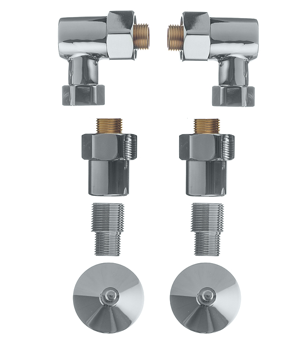 Комплект установочный TERA Универсал для водяного полотенцесушителя потолочный светильник lussole lsx 4173 03